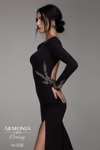 6d34b278685 Вечернее платье Minimal 008 (чайная роза) купить в Санкт-Петербурге!