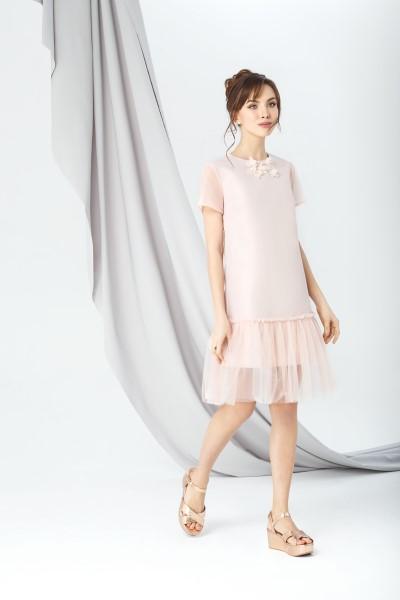 Короткое свадебное платье 0240/01