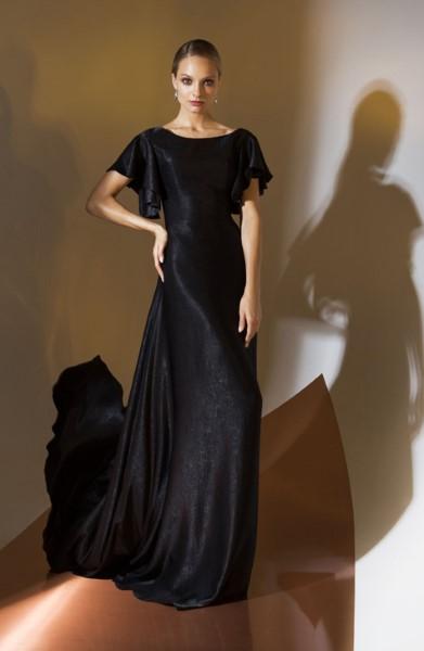 Длинное вечернее платье 348