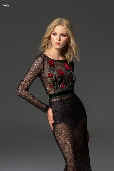 Платье на выпускной -  0349 papilio