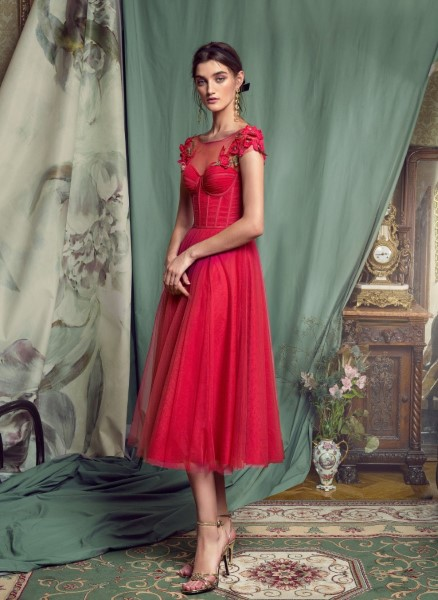Платье на выпускной Papilio-0481а