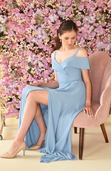 Платье на выпускной -  эвелина