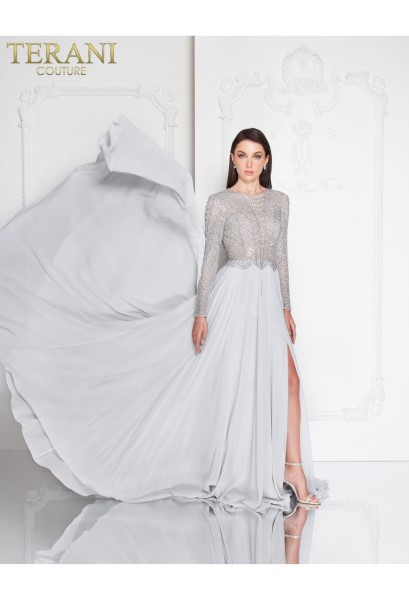 Длинное вечернее платье tc 6703