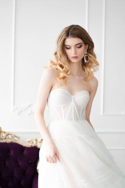 Свадебно-вечернее платье Тая