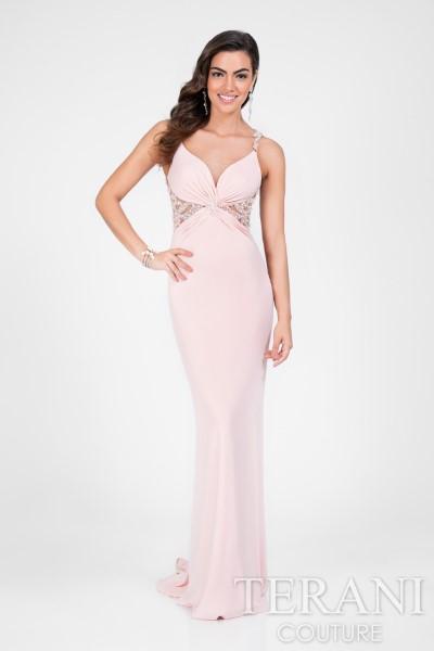 Платье на выпускной -  terani couture 2346