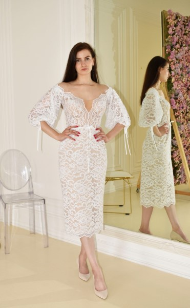 Свадебное платье Ривьера