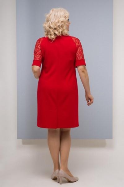 Элма - платье по колено