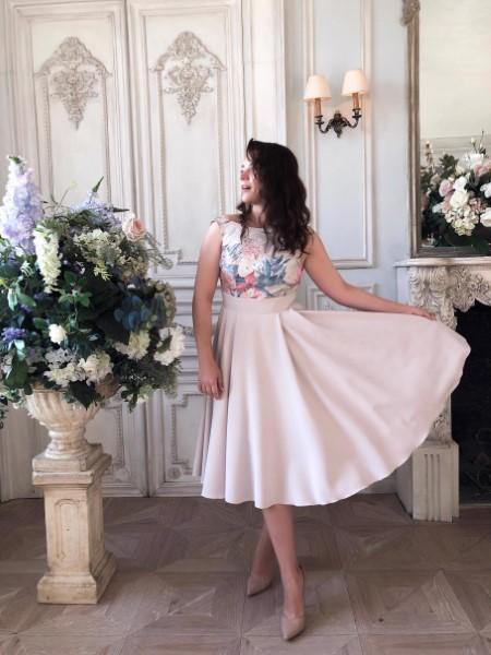Свадебное платье  5017 В наличии в Спб