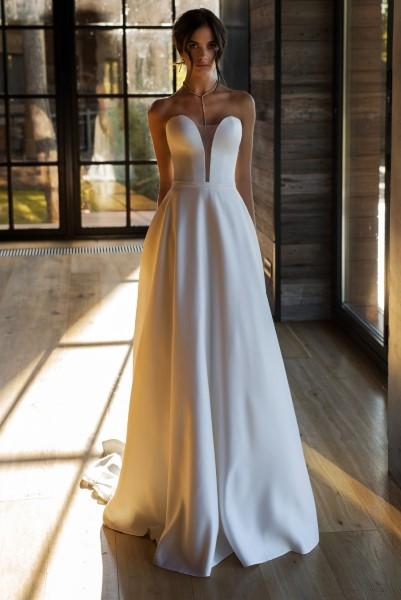 Свадебное платье Клео Натальи Романовой