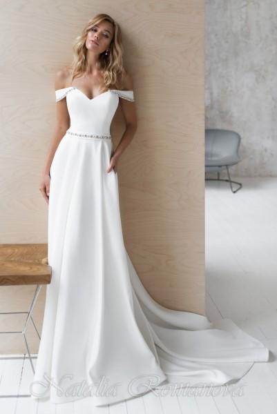 Свадебное платье бренда Natalia Romanova Фиби