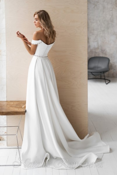 Свадебное платье Фиби Натальи Романовой