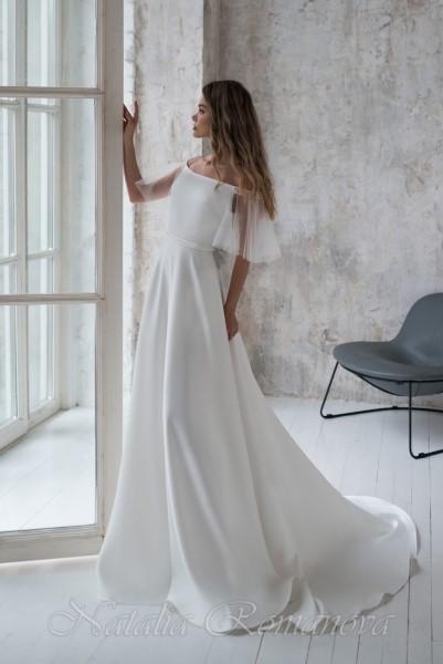 Свадебное платье бренда Natalia Romanova Беверли
