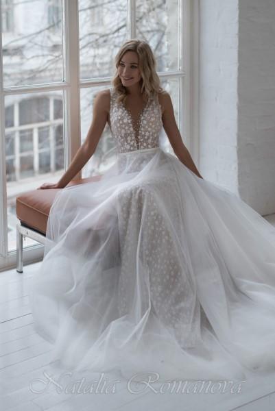 Свадебное платье Уна от Natalia Romanova