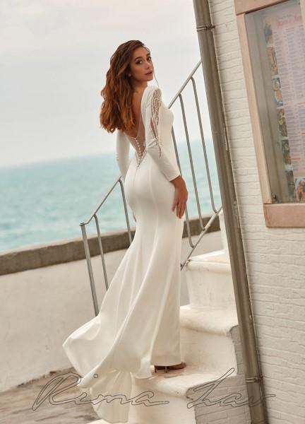 Свадебное платье Зара