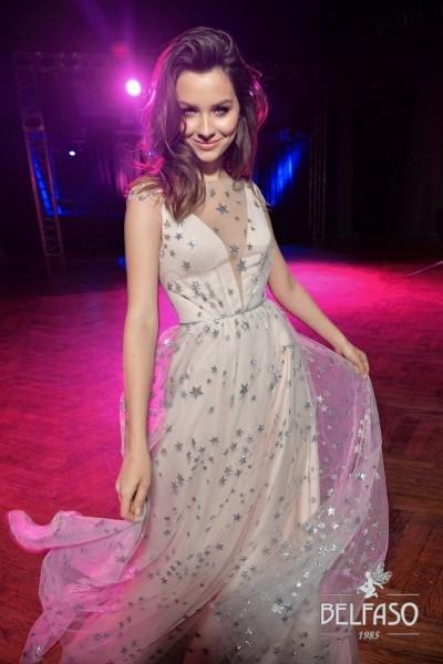Вечернее платье Адель