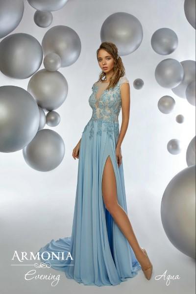 Платье на выпускной -  aqua lanesta