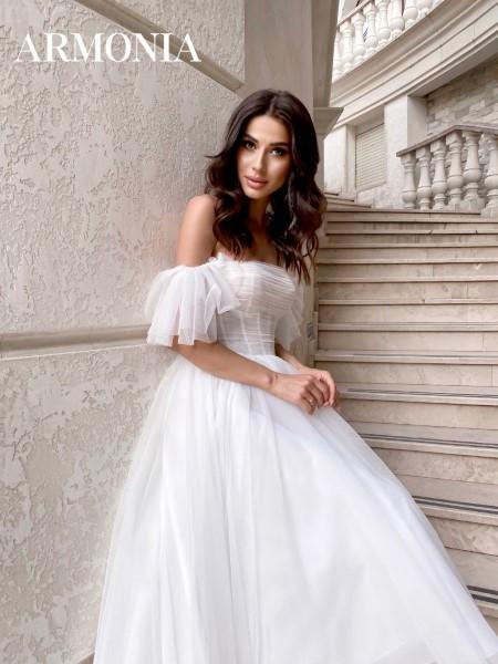 Свадебное платье миди Elizabeth