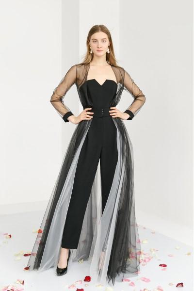 Свадебное платье  4817 комбинезон В наличии в Спб