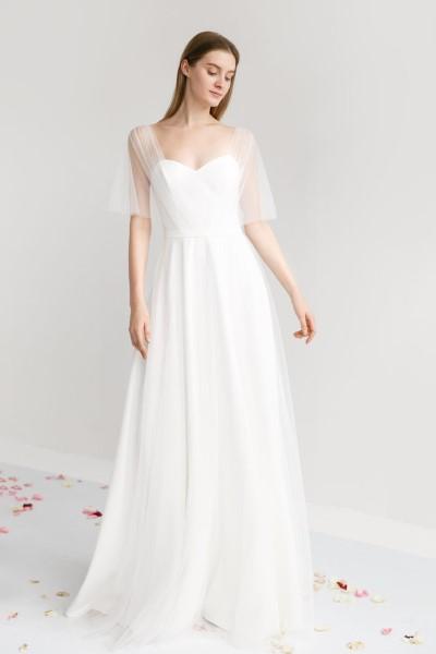 Платье Дайна (в длине МИДИ)