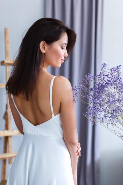 Платье комбинация Нимфа