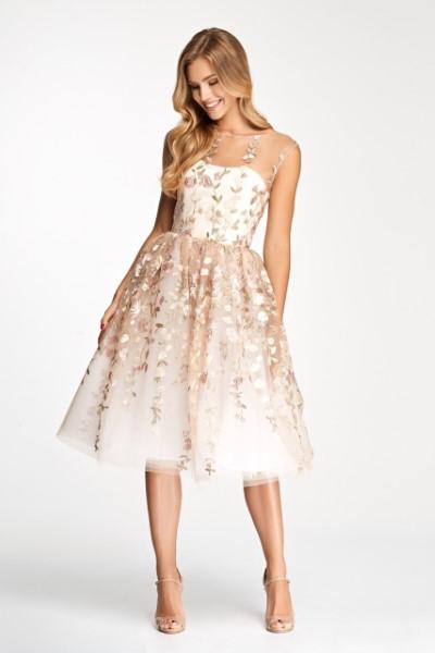 Вечернее платье 0270/2