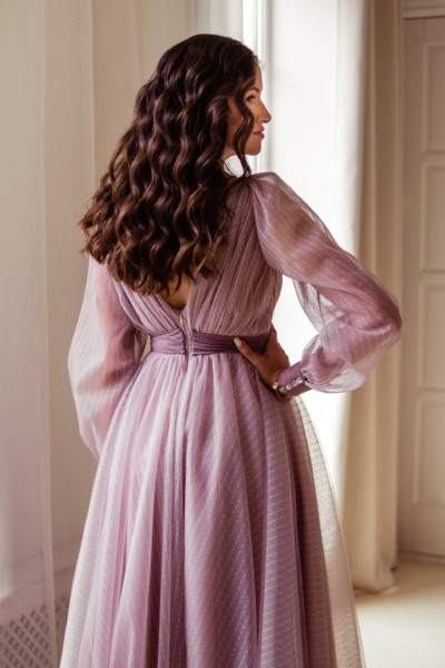 Вечернее платье Лаванда