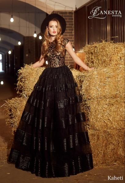 Длинное вечернее платье kaheti