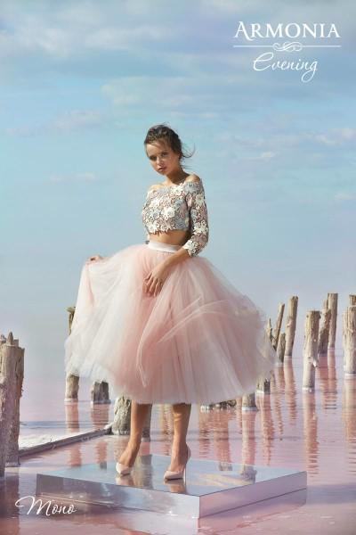Платье на выпускной -  mono