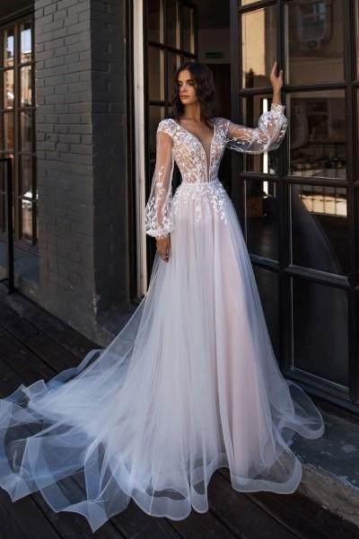 Свадебное платье Монс от Натальи Романовой