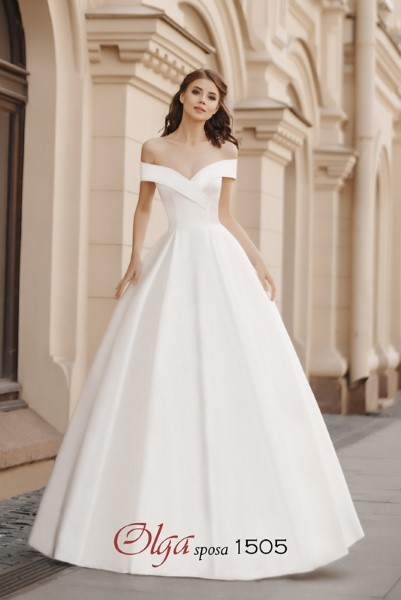 ff7e2953f93 Свадебное платье 1505 Olga Sposa