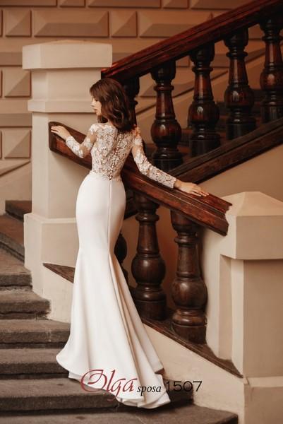 Свадебное платье 1507 Olga Sposa