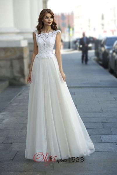 Классическое платье 1523 O.S.