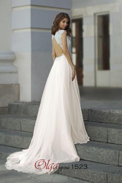 Кружевное свадебное платье 1523 O.S.