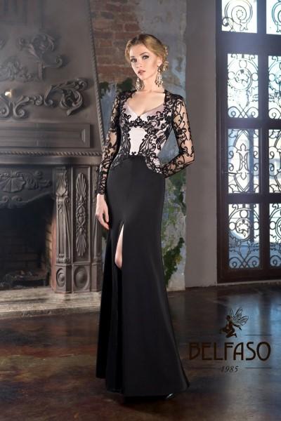 Длинное вечернее платье safira