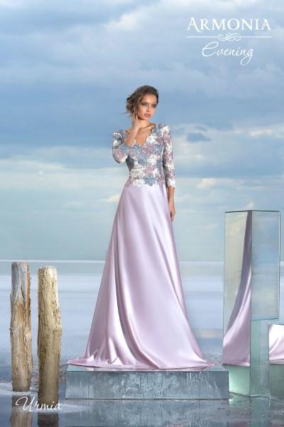 Длинное вечернее платье urmia