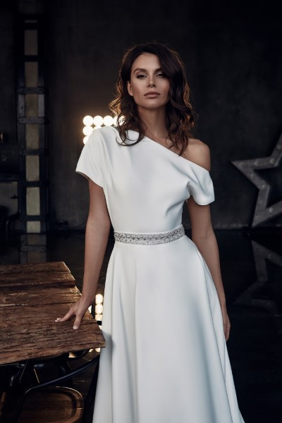 Свадебное платье Фола Натальи Романовой