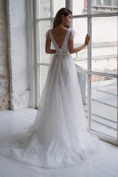 Свадебное платье Эльза Натальи Романовой