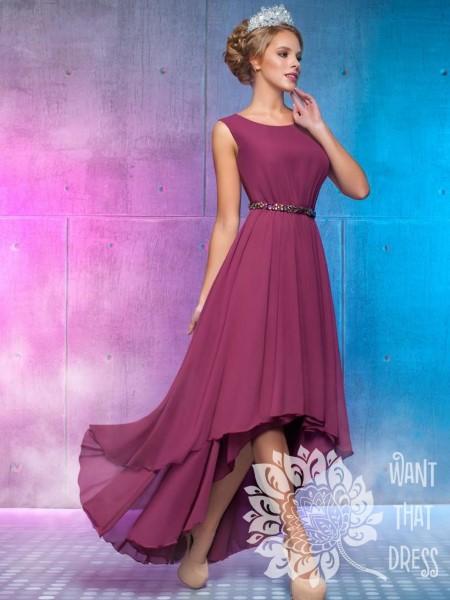Платье на выпускной -  аврил