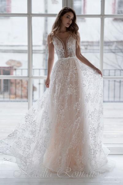 Свадебное платье Белинда от Натальи Романовой