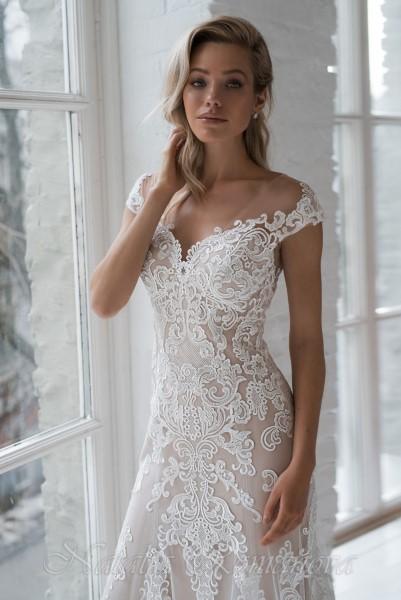 Свадебное платье Дэмси от Натальи Романовой