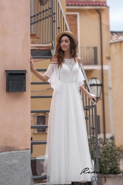 Греческое свадебное платье Пенелопа