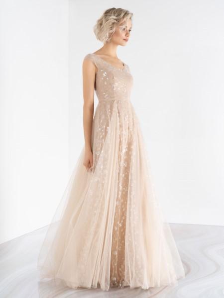 Выпускное платье Модель emse 0491