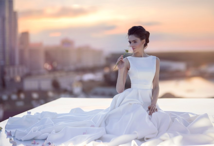 Свадебное платье голди 1