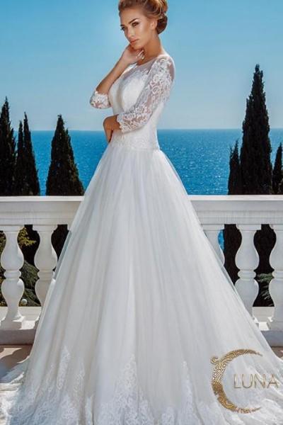 Свадебное платье  грейси (xl size) В наличии в Спб