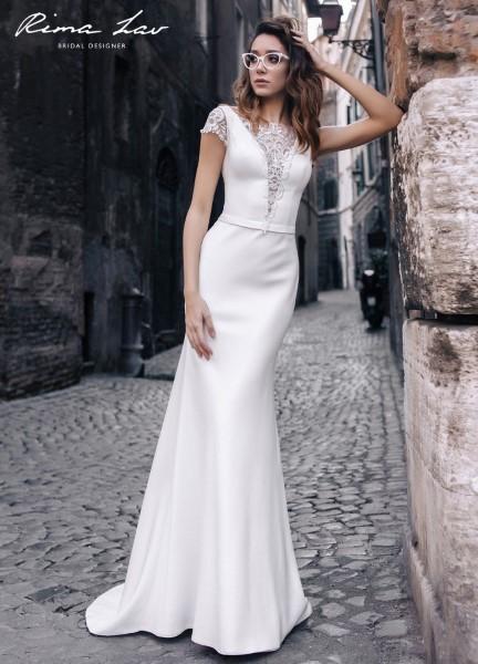 Платье русалка Milva