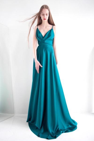 Длинное вечернее платье molly