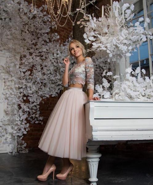 Платье на выпускной -  mono new