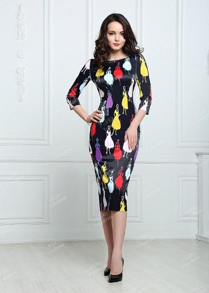 Платье на выпускной -  mr005b
