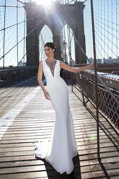Свадебное платье  nassa (pollardi) В наличии в Спб