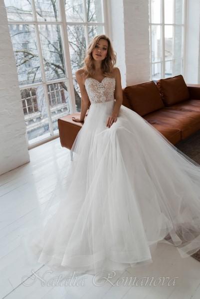 Свадебное платье Пола Натальи Романовой
